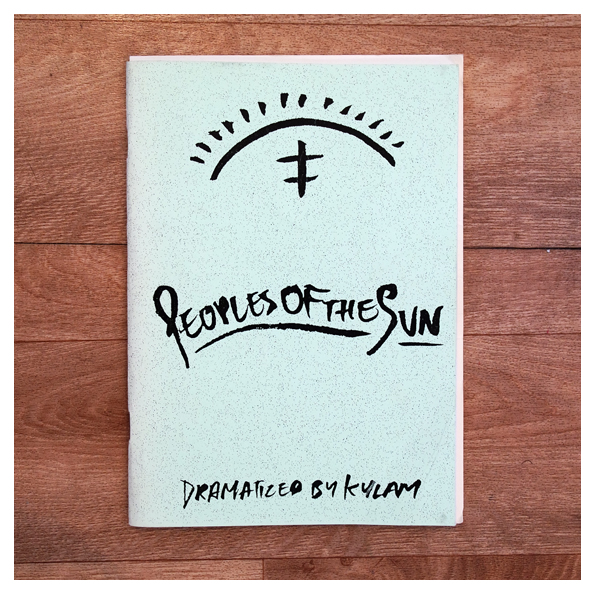 Peoples of the sun I, 2013