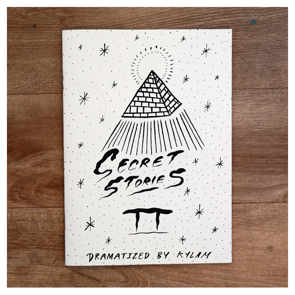 Secret Stories II, 2013
